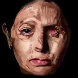 sketchportrait reshma digitaldrawing people