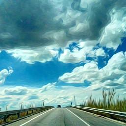 landscape paisaje nubes cloudstagram cloudsporn
