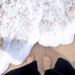 mar like arena beach playa freetoedit