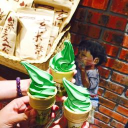 matcha matchagreentea icecream desserts