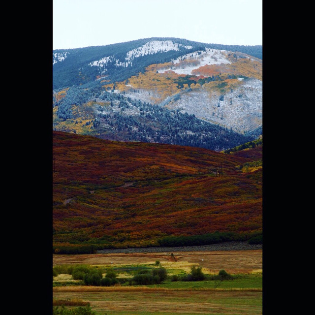 First snow on the mountains! ~ #fall #photography #photographer #adventure #adventures #wanderlust #wanderluster #beautiful #friends #connection #connect #connecttonature #colorado #coloradomountains #FreeToEdit