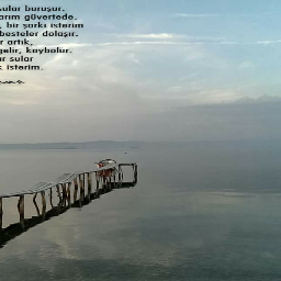 art şiir deniz mehtap