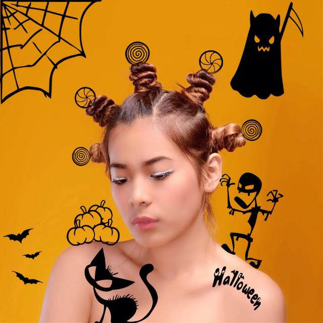 #FreeToEdit #halloween #cool #ghouls #art