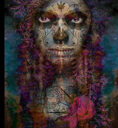 gypsyrose skeleton redrose wildandfree yolo