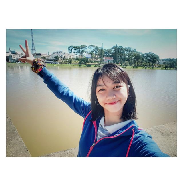 Me #travel  #dalat