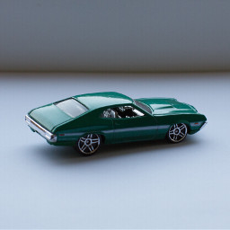 freetoedit green car model hotwheels
