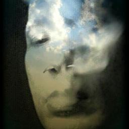 selfportrait surrealist vapelife digitalmanipulation gothicart