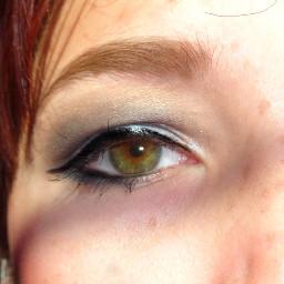 interesting photography makeup eye greeneyes freetoedit