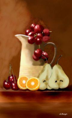 wdphalves colorsplash fruits jug calm