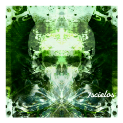gamma gammarays skull skullart green