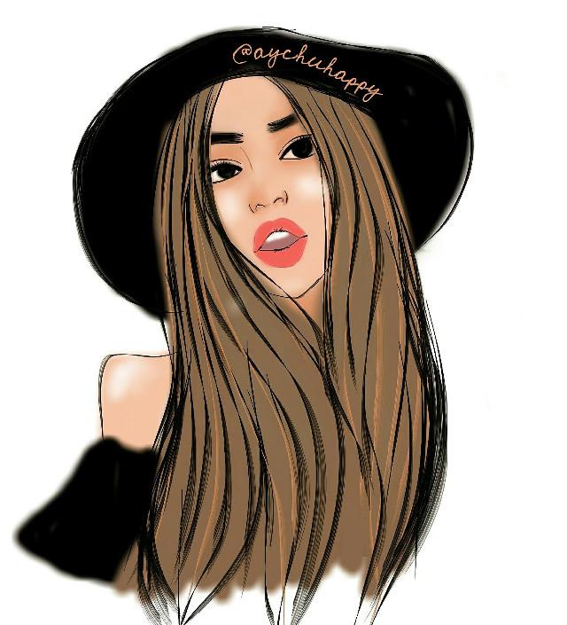 #drawing  #draw    #girl  #cute #cutegirl  #beautiful  #art #artisticportrait  #artists  #lilymaymac    #FreeToEdit