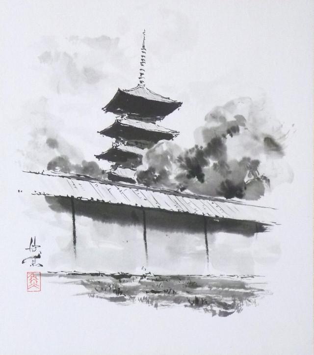 『東寺』 kyoto