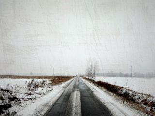 road landscape white freetoedit